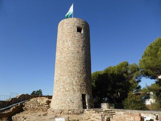 Castell de Sant Joan (Sant Joan Castle): Keep