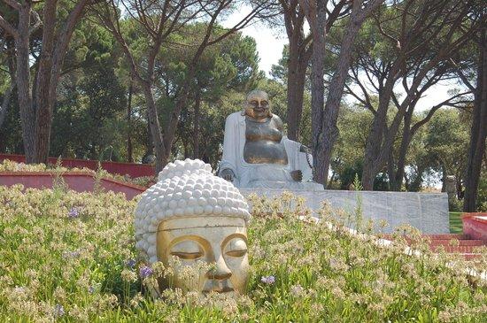 Bacalhoa Buddha Eden: Jardim