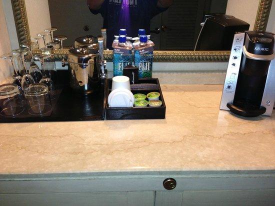 The Phoenician, Scottsdale: Coffee Maker