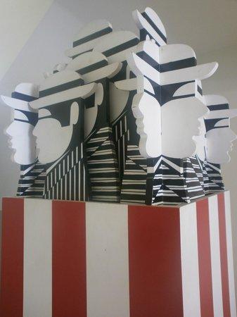 Municipal Art Gallery of Rhodes : 3D painting