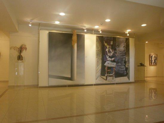 Municipal Art Gallery of Rhodes : Modern painting
