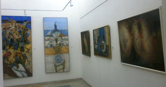 Municipal Art Gallery of Rhodes : General View