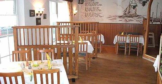 Hotel-Restaurant Herbers: Restaurant