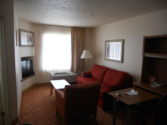TownePlace Suites Houston Northwest: Hall
