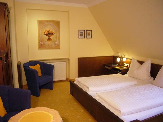 Klassik Hotel am Tor: Komfort-Doppelzimmer