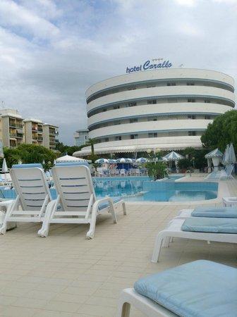 Hotel Corallo: Piscina