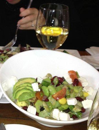 Origin : The delicious Bean Salad