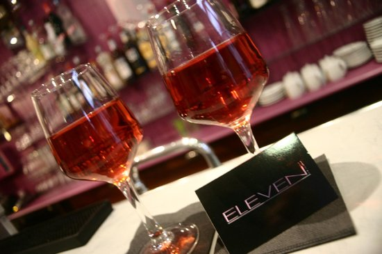Eleven Bar Restaurant: kir