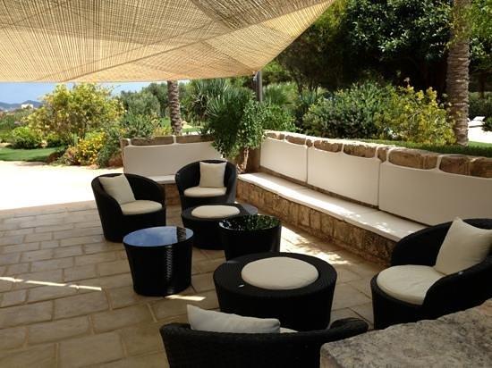 Geco Resort: angolo chiacchiere
