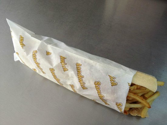 Snack Chez Fanny : Sandwich