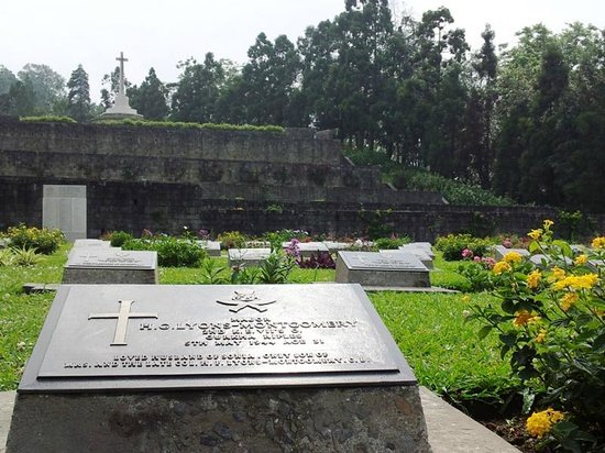 The Memorial In The Centre Of The Tennis Court Picture Of Kohima