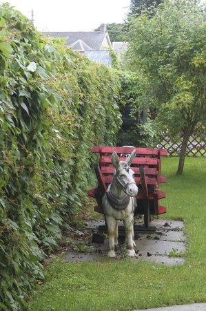 Grey Gables B & B : The Garden