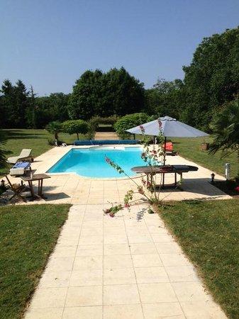 La piscine photo de chateau de vaumoret poitiers for Piscine poitiers