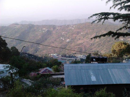 Kasauli Residency : Kasauli View
