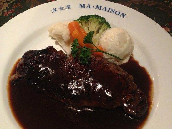 Ma Maison: Beef Stroganoff