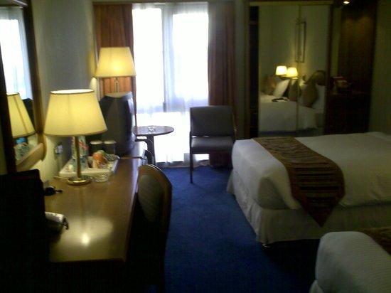 Al Waha Palace Hotel: Room