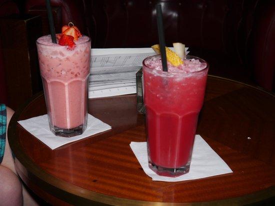 Newton Bar : drinks