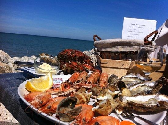 Auberge Paysanne de la Mer : Fabuleux