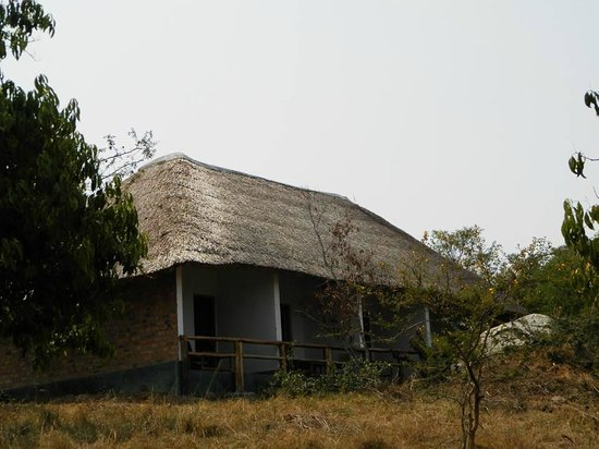 Mburo Safari Lodge: Self Contained rooms.