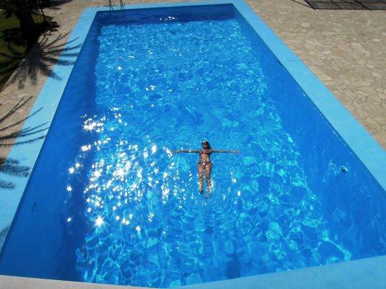 Hotel Porto Belissario : Piscine