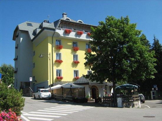 Hotel Vittoria: posizione splendida
