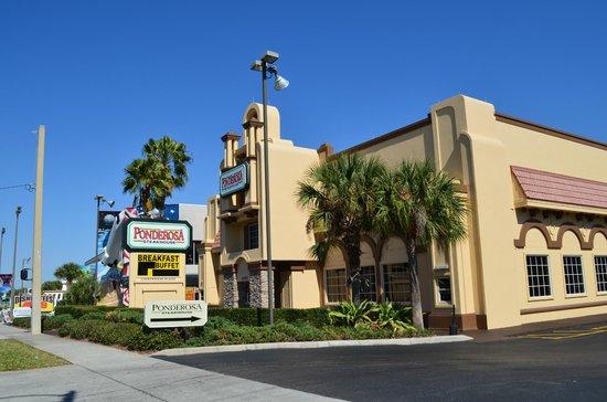 Ponderosa Steakhouse, 6362 Intl. Drive, Orlando, FL