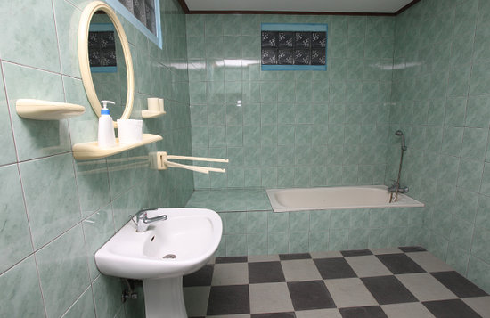 Bona Village Inn: Bathroom