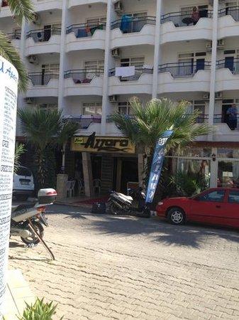 Azzaro Hotel: nice Turkish hotel