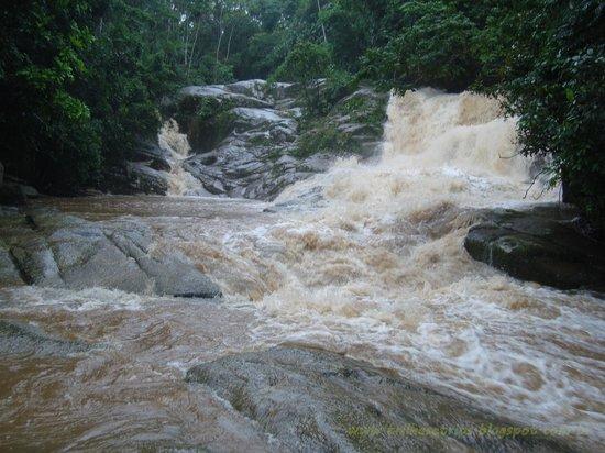 Cachoeira da Pedra Branca