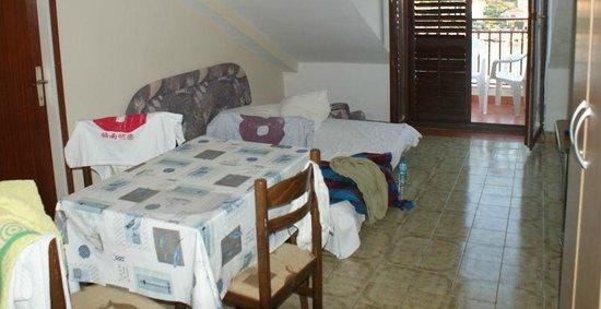 Villa Teresa: pokój