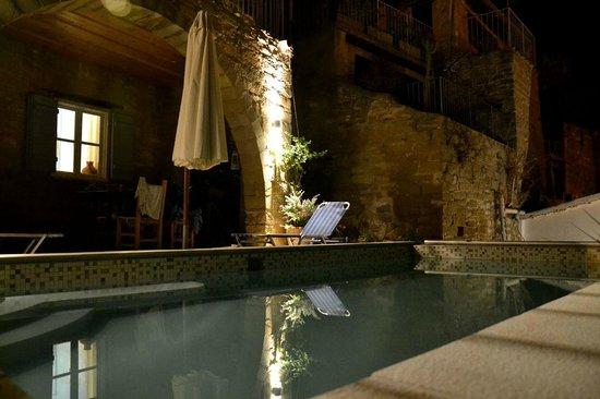 Cyprus Villages: veranda e piscina