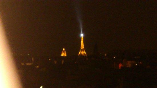 Holiday Inn Paris Gare de Lyon Bastille: Utsikt fra takterassen