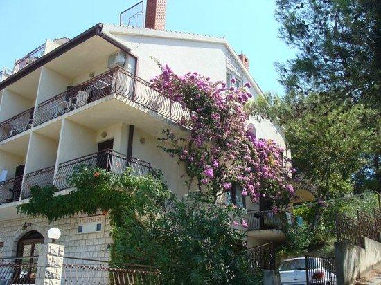 Villa Teresa: z boku