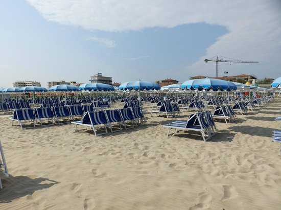 Spiaggia foto di bagni giuliana senigallia tripadvisor