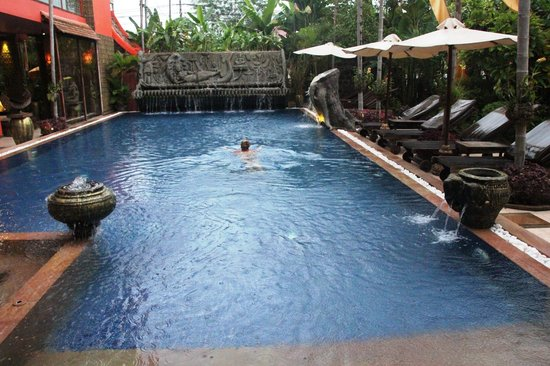 Golden Temple Hotel : Pool