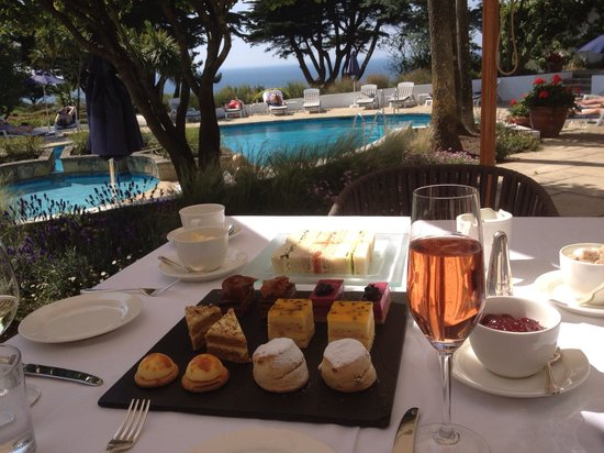 The Atlantic Hotel: Afternoon Tea!