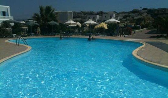Aqua Fun Water Park: our pool