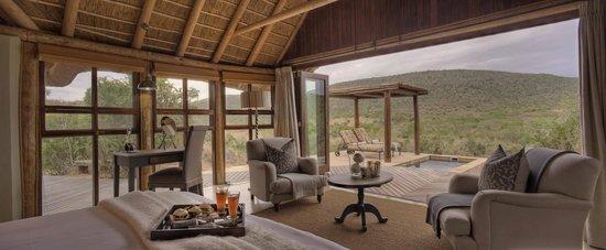 Kwandwe Great Fish River Lodge: Great Fish River Lodge Suite - Interior