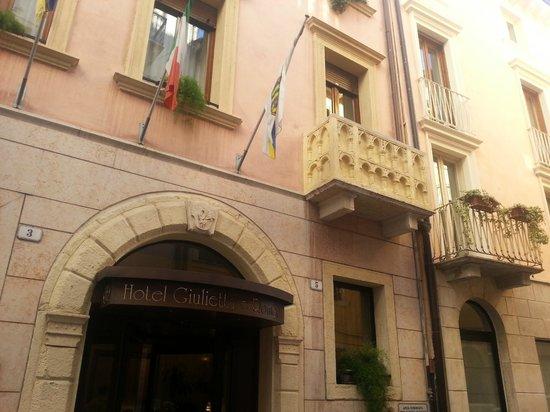 Giulietta e Romeo Hotel: hotel esterni