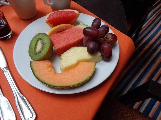 Scandic Victoria: La mia porzione di frutta