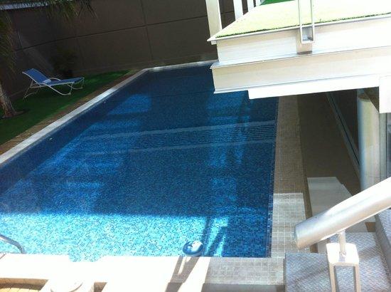 Hotel El Espanol Paseo de Montejo: zona piscina