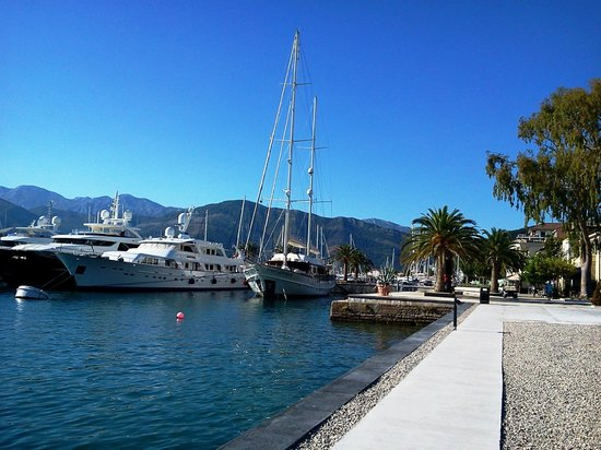 Montenegro+: Porto Montenegro