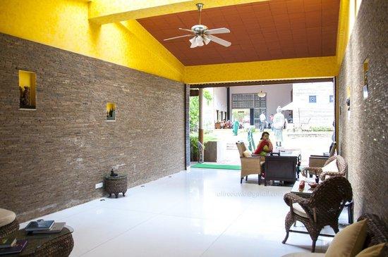 The Windflower Resort & Spa, Mysore: The Spa