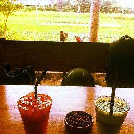Cafe Canggu: Nice views