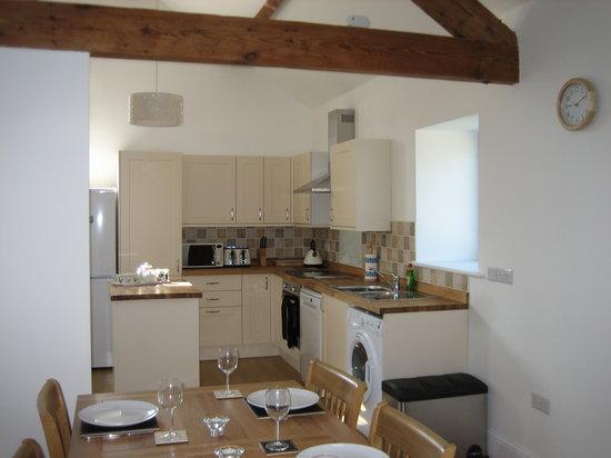 Hendre Barns: Delfryn - Open Plan Dining / Kitchen