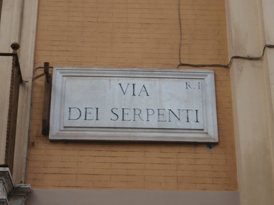 Anfiteatro Flavio: Our Street