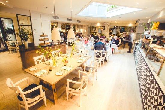Clodagh's Kitchen: Restaurant