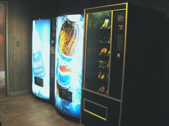 Refuge Inn: Vending Area