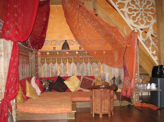 Zeit & Traum Hotel: Lounge