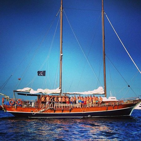 Boats Ibiza: Turkish Gulet
